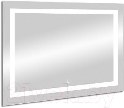 Зеркало Континент Rimini Led 80x60