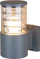 Бра уличное Elektrostandard 1408 Techno (серый) -