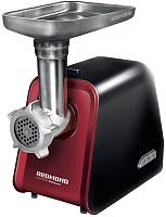 Мясорубка электрическая Redmond RMG-1250 (черный/красный) -