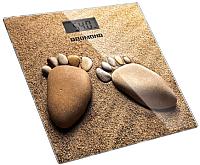 Напольные весы электронные Redmond RS-761 (ножки на песке) -