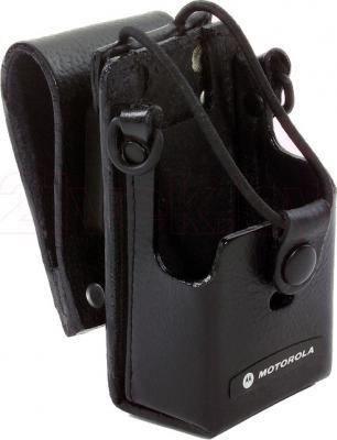 Чехол для рации Motorola XTNi (кожаный) - общий вид