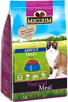 Корм для кошек Meglium Cat Beef / MGS0503 (3кг) -