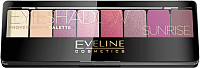 Палетка теней для век Eveline Cosmetics Eyeshadow Professional Palette 01 Sunrise (9.6г) -