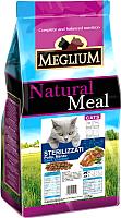 Корм для кошек Meglium Cat Fish / MGS0215 (15кг) -