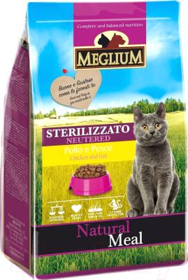 Корм для кошек Meglium Cat Neutered /  MGS1215 (15кг)