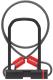 Велозамок Zefal K-Traz U13 Code + Cable / 4944C -