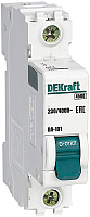 Выключатель автоматический Schneider Electric DEKraft 11004DEK -