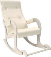 Кресло-качалка Импэкс 707 (дуб шампань/Dundi 112) -