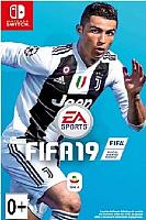 Игра для игровой консоли Nintendo Switch FIFA 19 -