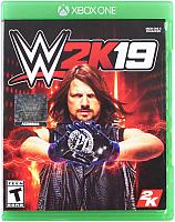 Игра для игровой консоли Microsoft Xbox One WWE 2K19 -