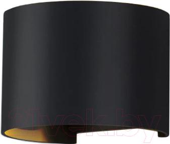 Бра уличное Elektrostandard 1518 Techno LED Blade (черный)