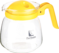 Заварочный чайник Perfecto Linea 52-158100 (желтый) -