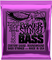 Струны для бас-гитары Ernie Ball 2831 Bass Power Slinky -