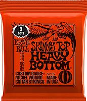 Струны для электрогитары Ernie Ball 2215 Slinky Top Heavy Bottom 10-52 -