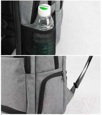 Рюкзак Tigernu T-B3515 (темно-серый)