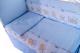 Простыня детская Баю-Бай Мечта ПР15-М4 (голубой) -