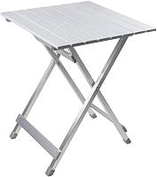 Стол складной GoGarden Compact 50 / 50355 (серебристый) -