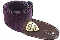 Ремень для гитары 3W STP-CST-1303 (фиолетовый) -