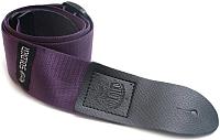 Ремень для гитары 3W STP-NST-1150 (фиолетовый) -