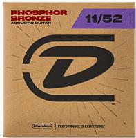 Струны для акустической гитары Dunlop Manufacturing DAP1152 -