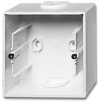 Коробка открытого монтажа ABB Basic 55 1799-0-0974 (белый) -