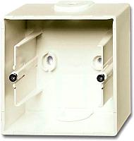 Коробка открытого монтажа ABB Basic 55 1799-0-0971 (слоновая кость) -