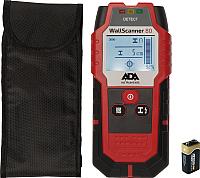 Детектор скрытой проводки ADA Instruments Wall Scanner 80 / A00466 -