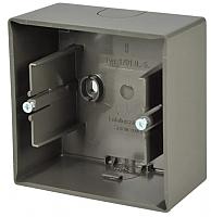 Коробка открытого монтажа ABB Basic 55 1799-0-0965 (шато-черный) -