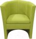 Кресло мягкое Lama мебель Рико (Bahama Green) -