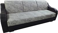 Диван Lama мебель Денвер-3 (Kalahari Besse/Teos Black) -