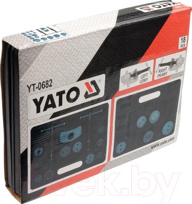 Набор автоинструмента Yato YT-0682