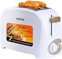Тостер Centek СТ-1420 (белый) -
