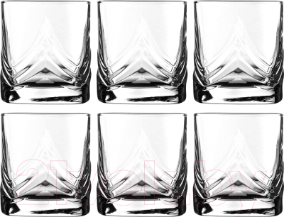 Набор стаканов Pasabahce Триумф 41620/717318