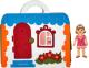 Развивающая игра Smile Decor Кукольный домик / Ф259 -