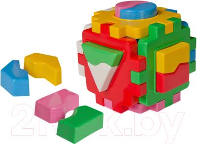 Развивающая игрушка ТехноК Умный малыш. Логика 1 / 2452