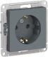 Розетка Schneider Electric AtlasDesign ATN000743 -