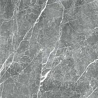 Плитка Гранитея Пайер черный MR (600x600) -