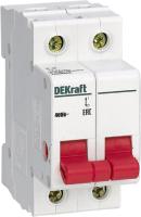 Выключатель нагрузки Schneider Electric DEKraft 17006DEK -