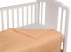 Пододеяльник детский Фея 110x140 (персиковый) -