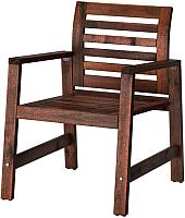Кресло садовое Ikea Эпларо 603.763.35 -