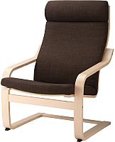 Кресло мягкое Ikea Поэнг 193.027.95 -