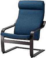 Кресло мягкое Ikea Поэнг 593.028.02 -