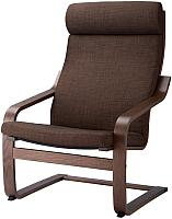 Кресло мягкое Ikea Поэнг 893.028.05 -
