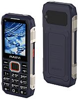 Мобильный телефон Maxvi T2 (синий) -