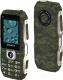 Мобильный телефон Maxvi T5 (милитари) -