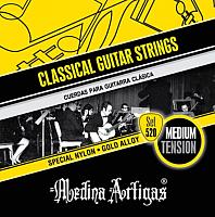 Струны для классической гитары Medina Artigas 520 -