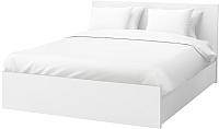 Каркас кровати Ikea Мальм 092.110.22 -