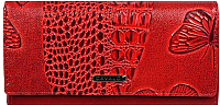 Портмоне Cedar Cavaldi PN22-BFC (красный) -