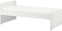 Односпальная кровать Ikea Слэкт 192.277.58 -