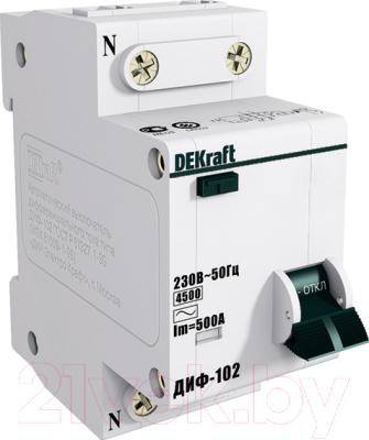 Дифференциальный автомат Schneider Electric DEKraft 16014DEK